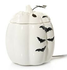 YANKEE CANDLE Batty Bats Pumpkin Electric Wax Melts Warmer