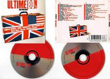 "ULTIME 80s ""Anthology"" (2 CD) Madness,Pixies,UB40,XTC,B.Idol,Simple Minds...2000"
