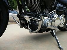 YAMAHA V TAR RAIDER SCL CHROME ENGINE GUARD HIGHWAY PROTECTOR CRASH BAR