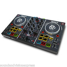 Numark PARTY MIX Controller + MIXER 2 canali con LED Light Show + VIRTUAL DJ