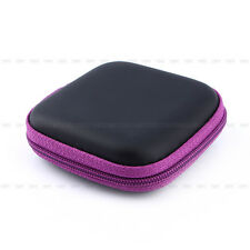 Hot Sale Mini Case Bag Storage Pouch #P For All Most In ear Headphone Earphone