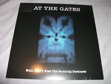 AT THE GATES - WITH FEAR I KISS THE BURNING DARKNESS - NEW VINYL - lp record