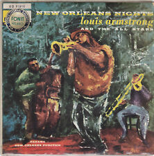 LOUIS ARMSTRONG - panama / new orleans function 45""