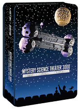 MYSTERY SCIENCE THEATER 25th Anniversary LIMITED Tin + BONUS DISC New MST3K 3000