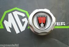 Rover Tomcat Coupe Billett Alloy Oil Filler Cap Brand New Rover Logo Insert