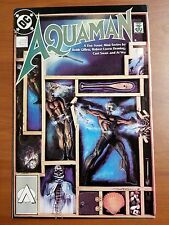 Aquaman #1 (Jun 1989, DC)