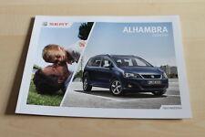 129685) Seat Alhambra - Zubehör - Prospekt 04/2013