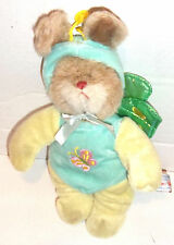 The Easter Bunny Foundation BUNNY RABBIT in BUTTERFLY SUIT Glitter Wings Plush