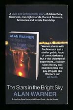 Alan Warner - The Stars in the Bright Sky; SIGNED & DATED PROOF (Booker Prize)