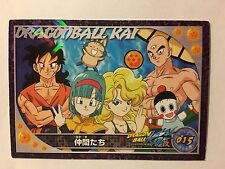 Dragon Ball Kai Kira Kira Trading Collection 15