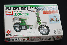 IMAI 1/12 scale Suzuki FY50 Youdy Mini Motorbike/Scooter kit - Green (RARE)