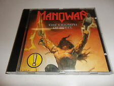 CD  Manowar - The Triumph of Steel