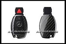 Mercedes Schlüssel Cover Key Hülle Funk Fernbedienung Carbon W204 W205 W212 A C
