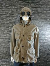 CP Company Limited Edition ALCANTARA Mille Miglia Goggle Jacket (Outer) Size 52