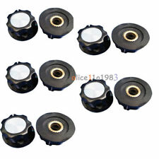 10PCS 16mm Top Rotary Control Turning Knob for Hole 6mm Dia. Shaft Potentiometer