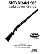 SKB 505 585 Ithaca 500 600 700  Takedown Guide Radocy