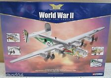 "Corgi 18"" B-24J The Dragon and His Tail Aircraft 64th BS/43rd BG LE Shima 1:72"