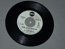 The Young Americans: Born to be with you rare ABC records Promotional 7""