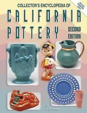 Encyclopedia of California Pottery Brand New Hard Cover Book Shipped Free