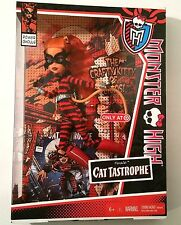 Monster High Toralei Catastrophe Power Ghouls Cat Tastrophe Kitty Cat Doll New