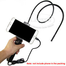 7.2mm Smart Android Phone OTG USB Endoscope Camera Borescope Inspection Snake UK