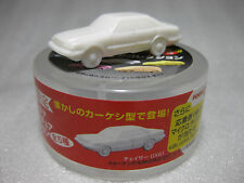 TOYOTA CHASER GX61 RUBBER MODEL TOY CAR Exclusive for POKKA NIB Car-Keshi Japan