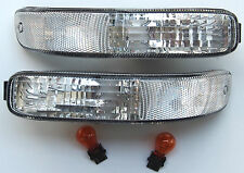 JEEP CHEROKEE/LIBERTY 2001-2004 front white signal indicators PAIR (LH+RH)