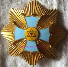DECB84 - PLAQUE Ordre Souverain Chevaliers de St Paul - BRESIL - MEDAL ORDER