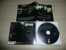 @ CD Cryptopsy - The Unspoken King - CENTURY MEDIA RECORDS 2008