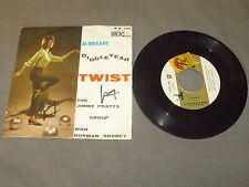 "THE JIMMY PRATTS GROUP ""AMOR/DIDDLEYEAH TWIST"" 7"" KARIM Ita"