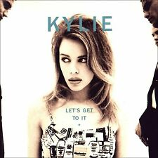Kylie Minogue - Let's Get To It: Deluxe Edition (NEW 2CD+DVD)