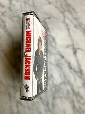 Michael Jackson Bad SEALED! Cassette 1987 Tape Epic Records RARE Smooth Criminal