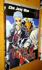 MANHWA - WITCH HUNTER # 2 - CHO JUNG-MAN - SONYON MANHWA - J-POP