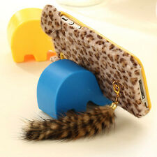 New Lovely Multi-color Elephant cell phone Support Portable Cute Stand Holders