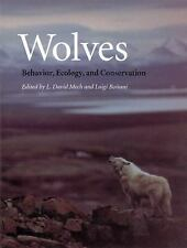 Wolves : Behavior, Ecology, and Conservation (2007, Paperback)
