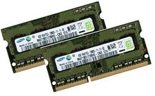2x 4GB 8GB DDR3 RAM 1600 Mhz Apple MacBook Pro Mid 2012 SO DIMM PC3-12800S