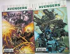 Lot Ultimate Avengers 5 et 6 (PANINI MARVEL) GHOST RIDER , Vends autres ULTIMATE
