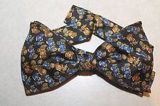 Lot's Of  Motorcyles Men's Bow Tie Adjustable Wedding Funny Fashion Gift  New