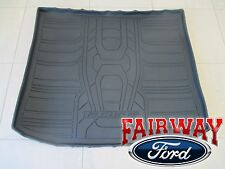 15 thru 16 Edge OEM Genuine Ford Parts Black Cargo Area Protector Mat NEW