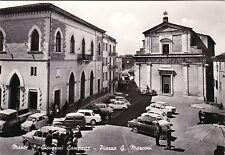 #MONTE S. GIOVANNI CAMPANO: PIAZZA G. MARCONI