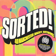 Various Artists Ministry of Sound: Sorted CD
