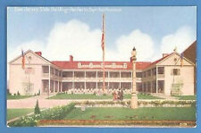 *NEW JERSEY- STATE BUILDING-PAN.PAC.INT.EXPO.-SAN FRANCISCO POSTCARD