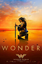 "Wonder Woman - 2017 - Movie - Poster - 11"" x 17"" ( T5 ) - B2G1F"