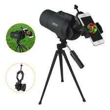 Angled Spotting Scope with 25-75X70 Zoom Eyepiece+Free Adaptor Birdwatching Bak4