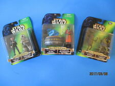 Star Wars Max Rebo Band ALL 3 Pairs Lot ! 1998 TPOTF NIP