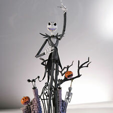 The Nightmare Before Christmas Jack Skellington PVC Action Figure Skull Head Toy
