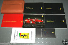2009 Ferrari 599 GTB Fiorano 599GTB Owners Manual - SET