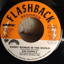 1980/1981 Air Supply 45RPM The One That You Love/Every Woman In The World