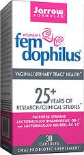 Jarrow Formulas Fem Dophilus Probiotic for Women 30 capsules