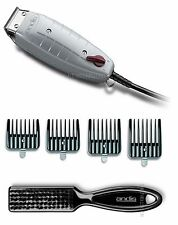 Andis Combo: Outliner II Trimmer #04603 + Attachment Combs #04640 + Blade Brush